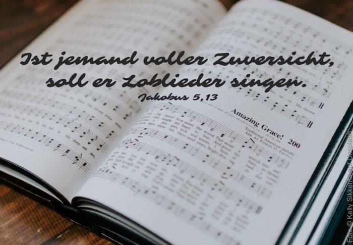 offenes Gesangsbuch