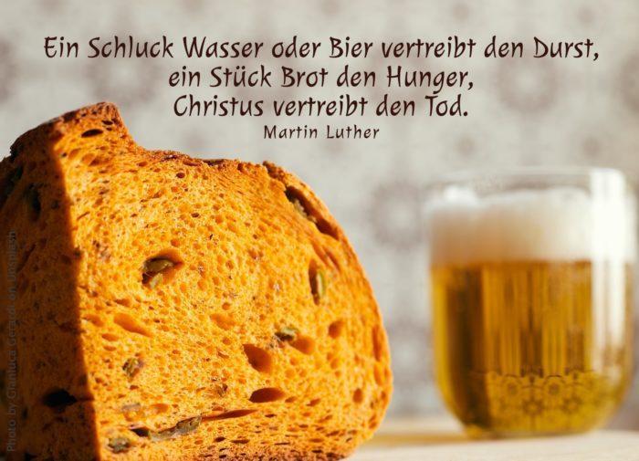 Brot und Bier