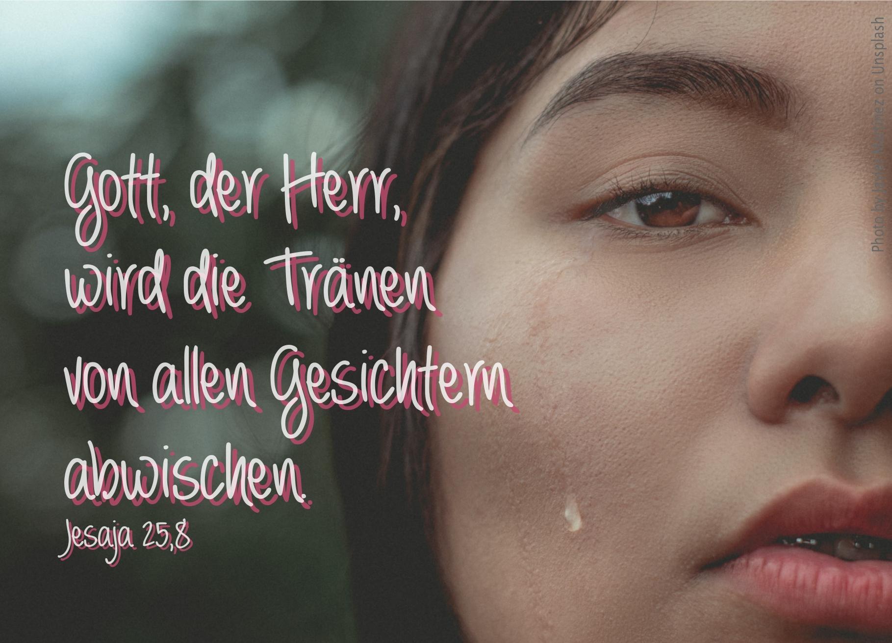 """alt=""""Junge_Frau_mit_Traene_auf_Wange_erwartet_bibelhoerbuch_geistliche_Vollmacht"""""""