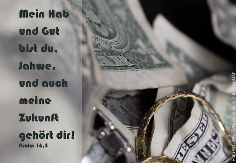 Geld und Gold