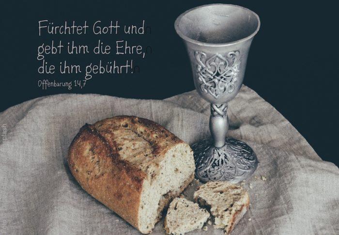 Brot und Kelch
