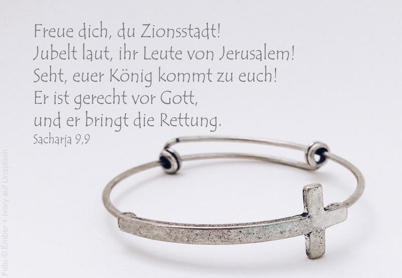 Kreuz-Armband