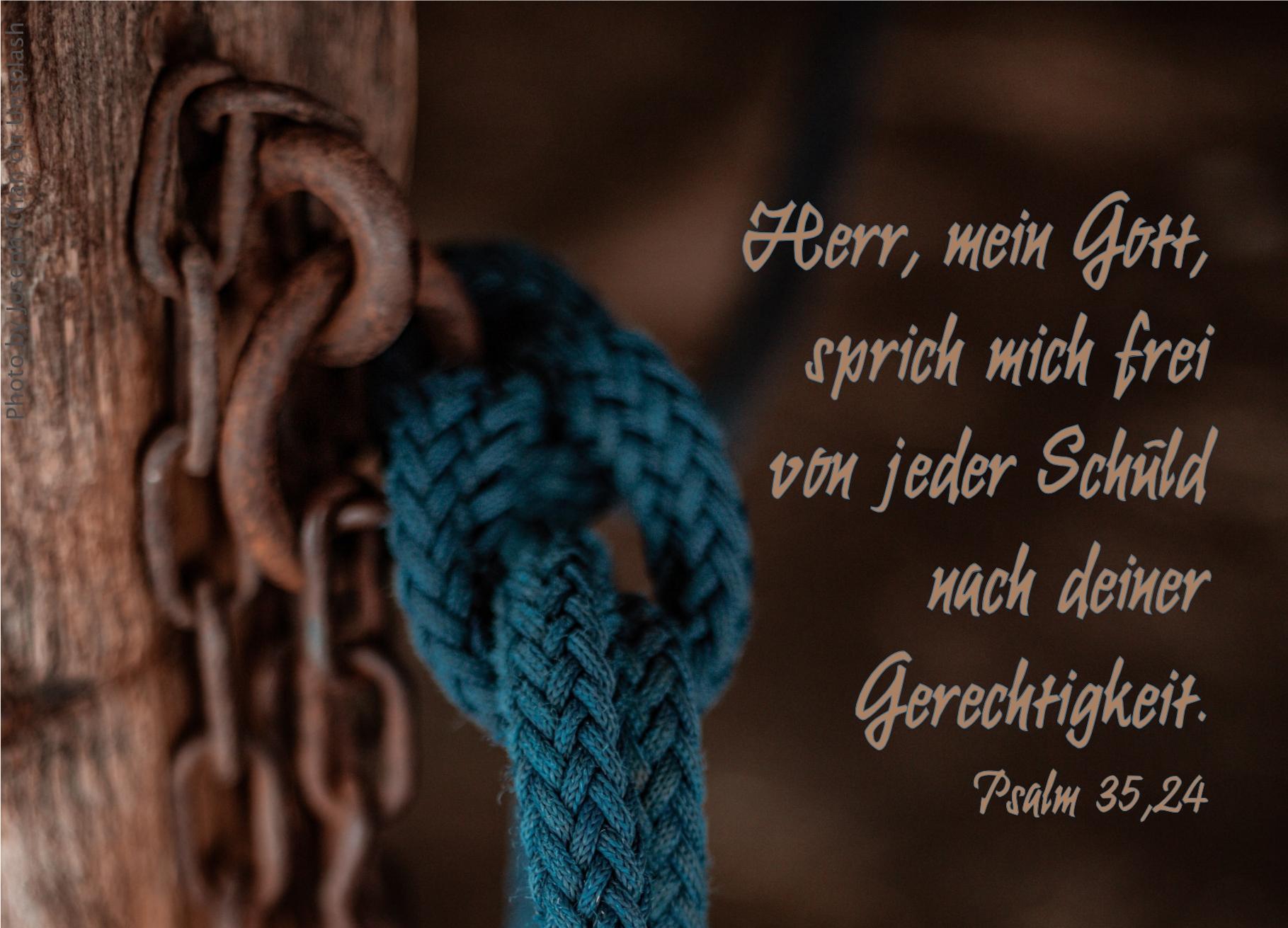 """alt=""""eisenkette_und_kordel_an_holzstamm_erwartet_bibelhoerbuch_johannes_der_taeufer"""""""